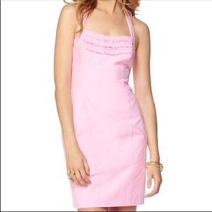 NWT Lilly Pulitzer Seersucker Dress